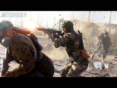 Battlefield V: il trailer 'La devastazione di Rotterdam' dalla Gamescom thumbnail