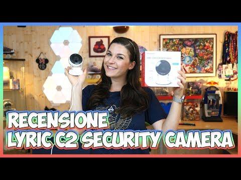 Lyric C2: recensione della videocamera di sorveglianza targata Honeywell thumbnail