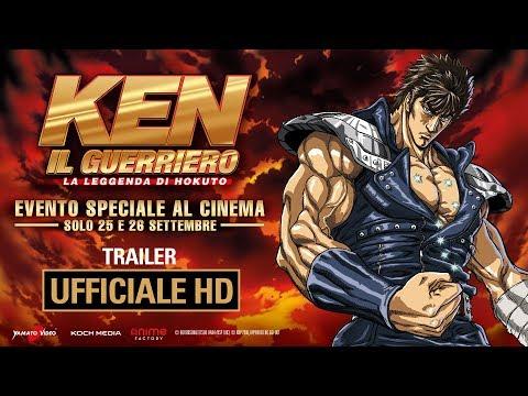 Ken il Guerriero - La Leggenda di Hokuto arriva al cinema con Koch Media thumbnail