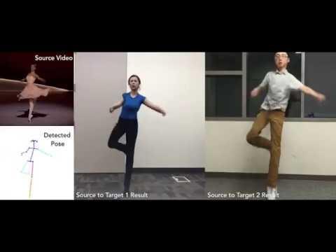 Deepfake: ora potrete utilizzare l'intelligenza artificiale per ballare thumbnail