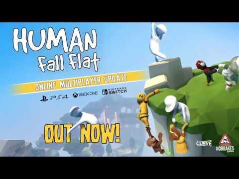 Human Fall Flat, l'aggiornamento per console è ora disponibile thumbnail