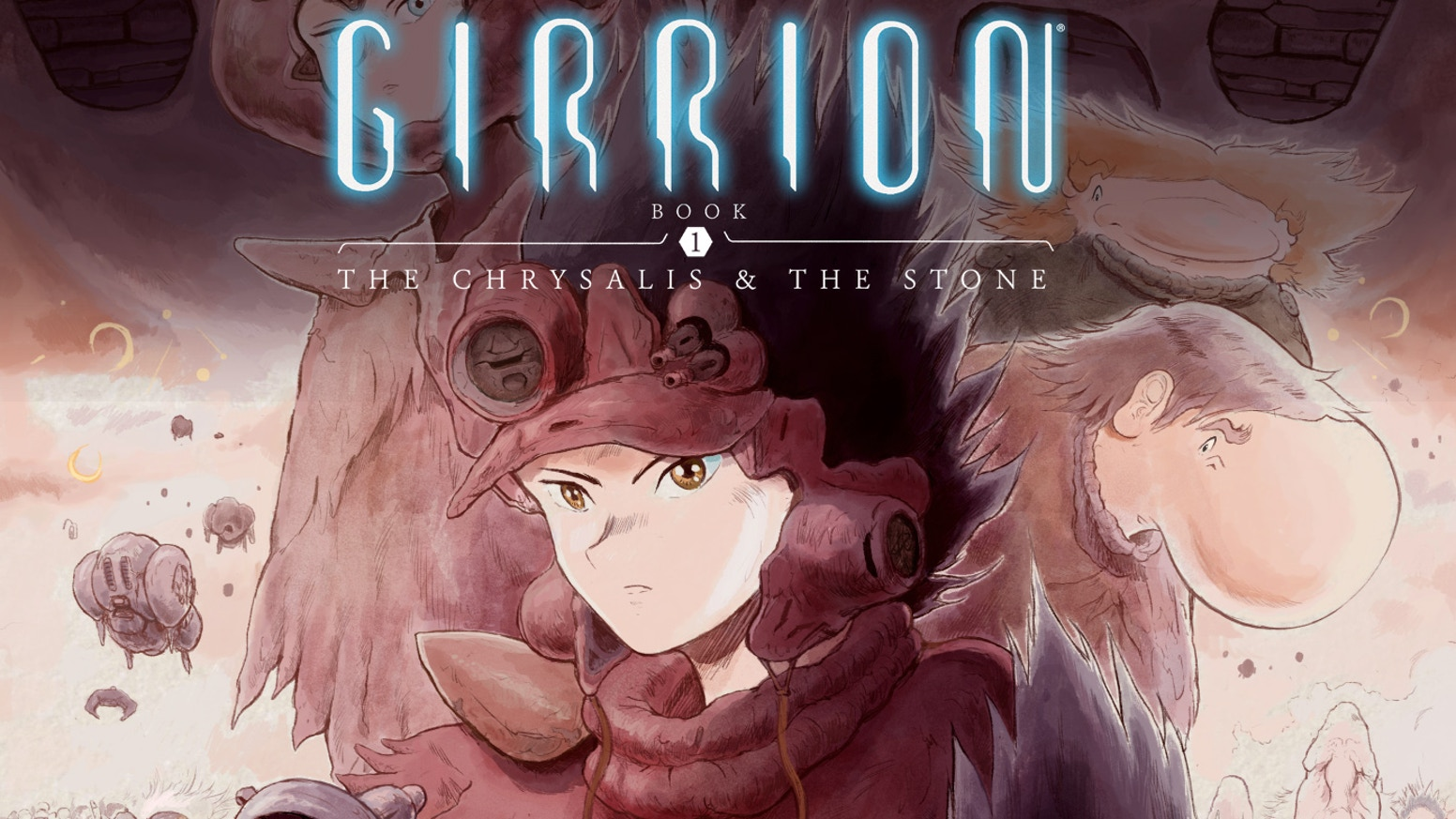 Girrion: The Chrysalis and the Stone – Tra le pagine di una guerra magica thumbnail
