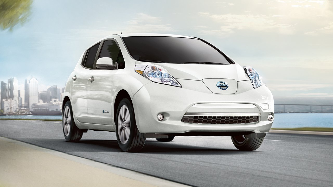 Nissan LEAF arriva in anteprima il 6 settembre in Giappone thumbnail