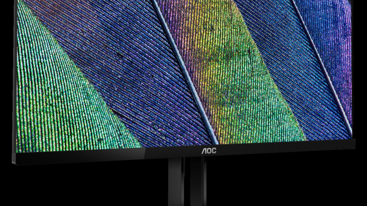 aoc v2 series monitor