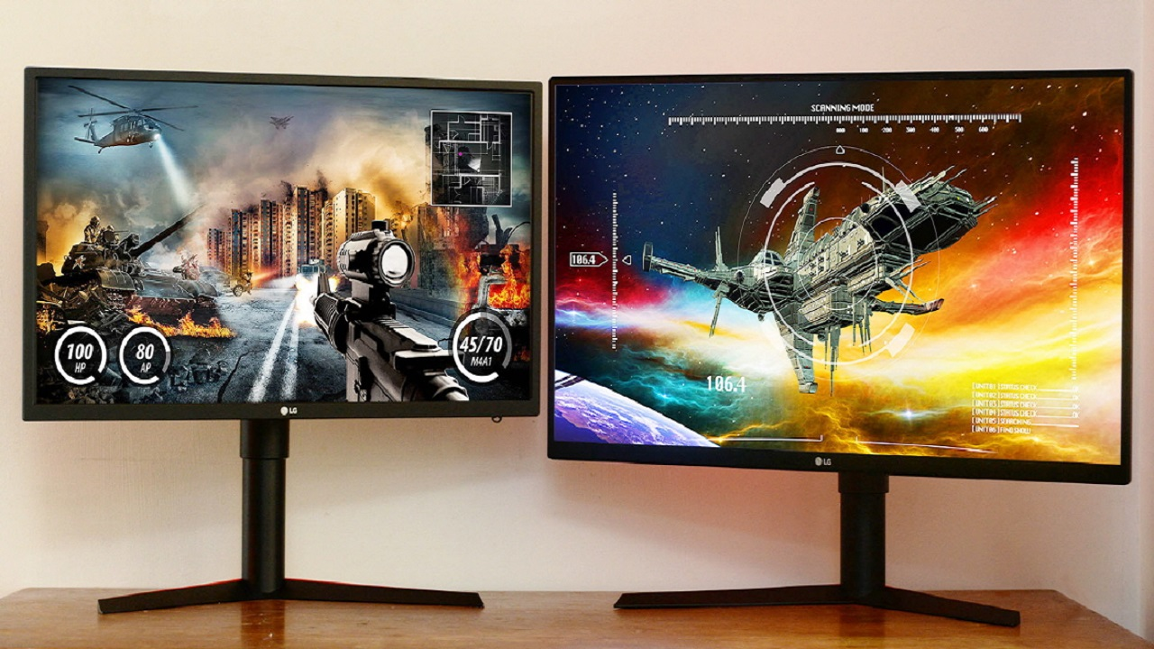 [IFA 2017]: LG presenta i monitor per gaming GK da 27 e 32 pollici thumbnail