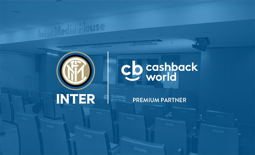 Cashback World operated by Lyoness e FC Internazionale Milano insieme per una partnership molto speciale thumbnail