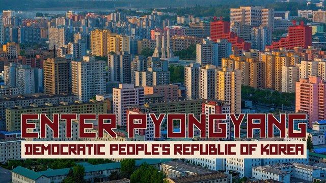 Pyongyang: il time-lapse che non ti aspetti