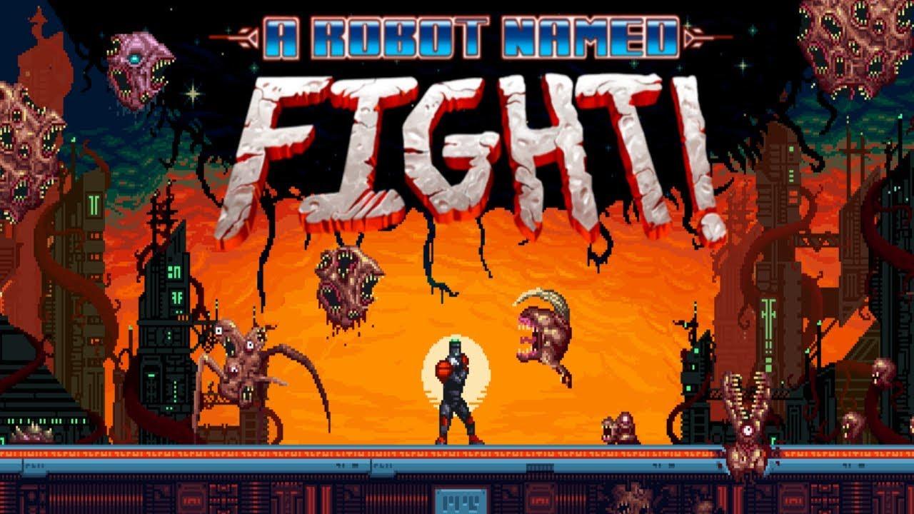 A Robot Named Fight! è disponibile su Nintendo eShop e Windows Store thumbnail