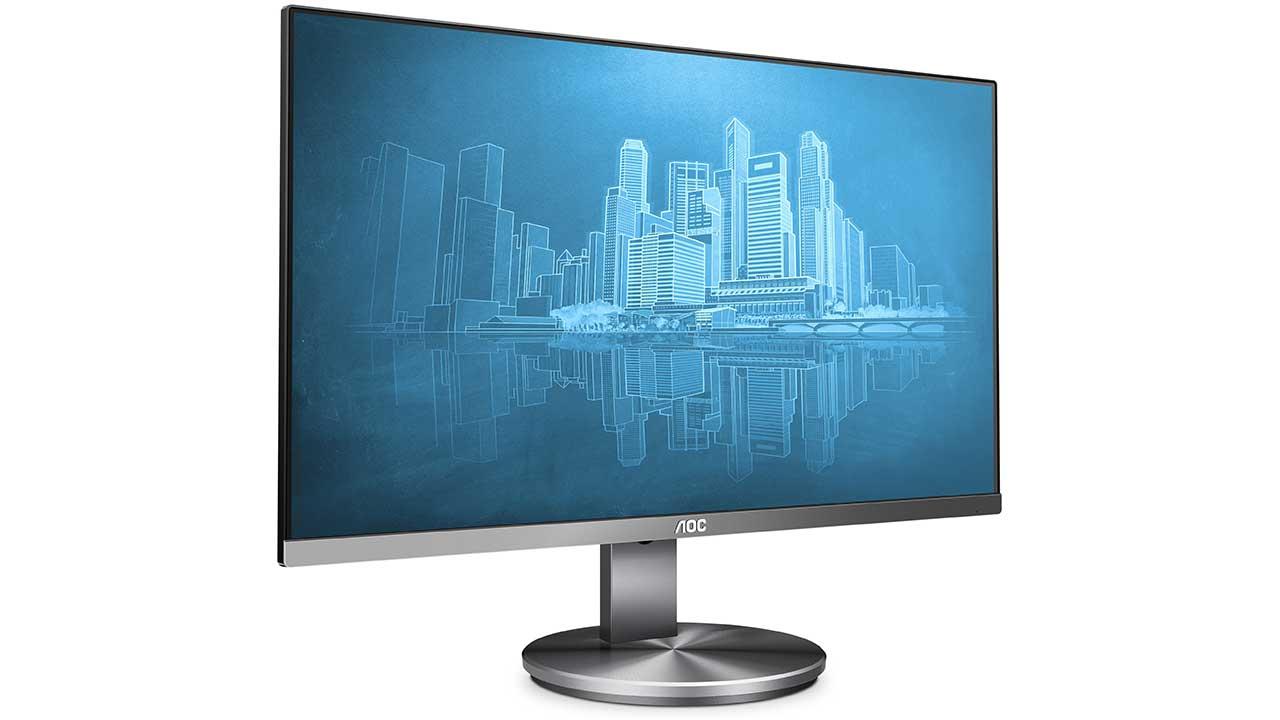 AOC presenta il nuovo monitor pensato per il mercato B2B thumbnail