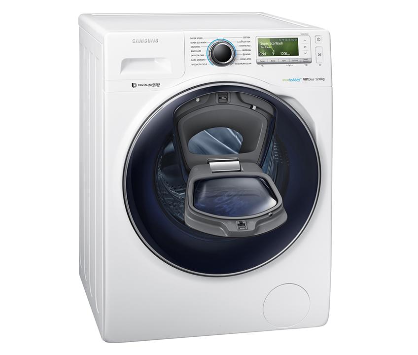 """Le lavatrici AddWash di Samsung vincono il premio """"Ergonomic Design Award"""" thumbnail"""
