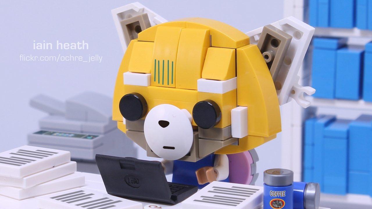 Disponibile il nuovo Playset Lego di Aggretsuko contro la rabbia! thumbnail
