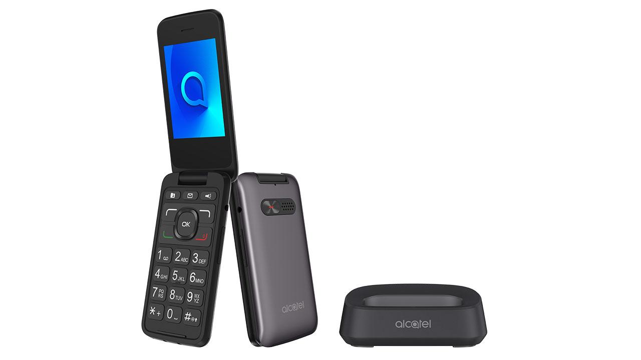 Alcatel 3026: il feature phone dedicato ai più anziani thumbnail