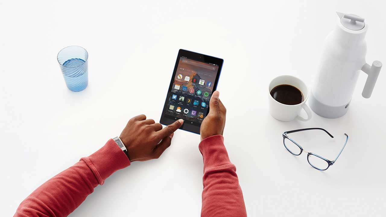 Arrivano i nuovi tablet Amazon Fire 7 e Fire HD 8 thumbnail