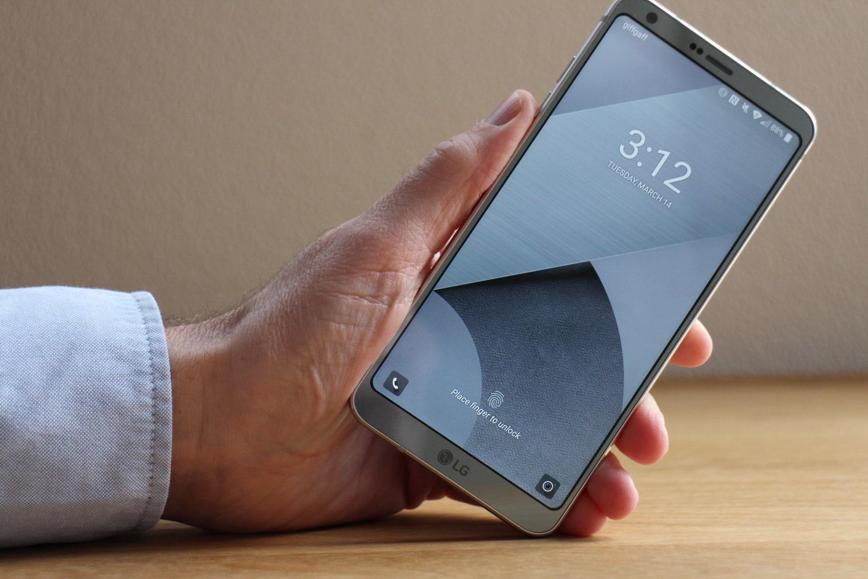 LG rilascerà l'aggiornamento Android 8.0 Oreo a Febbraio thumbnail