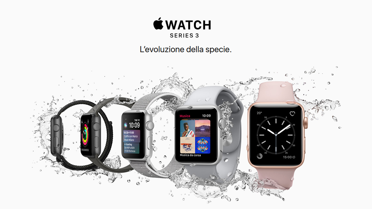 Apple TV ed Apple Watch: le altre novità dal keynote di Apple thumbnail