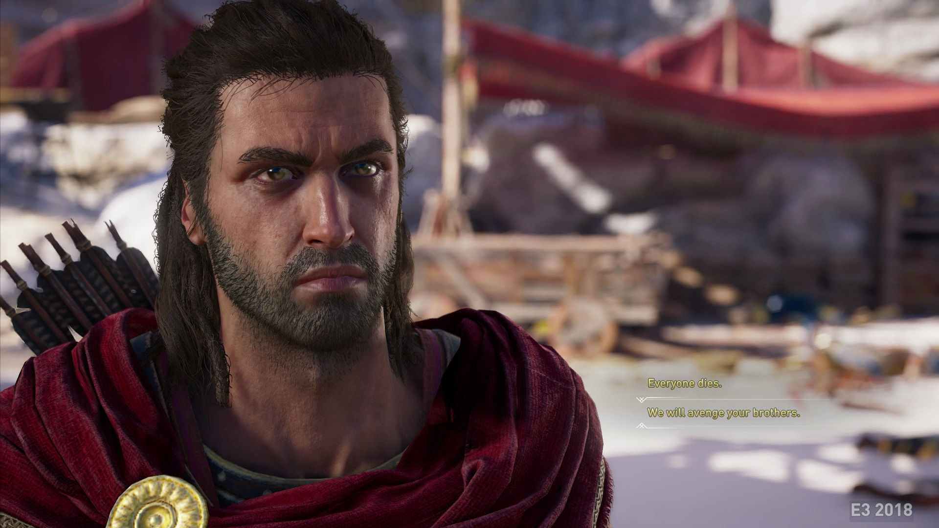 Assassin's Creed Odyssey si mostra nei primi screenshot trapelati in rete thumbnail