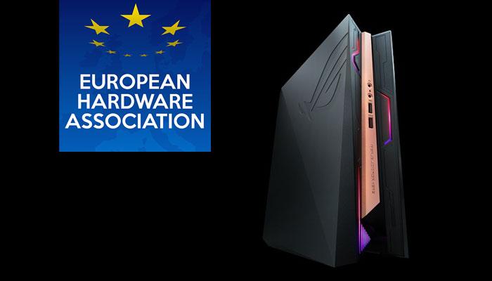 Asus Republic of Gamers trionfa agli European Hardware Community Awards 2017 thumbnail