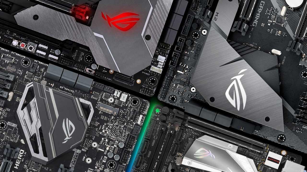 ASUS Republic of Gamers presenta le serie Maximus X e Strix Z370 thumbnail
