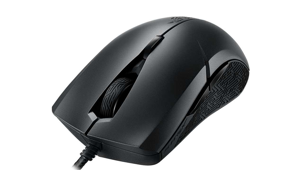ASUS annuncia il mouse ottico ROG Strix Evolve thumbnail