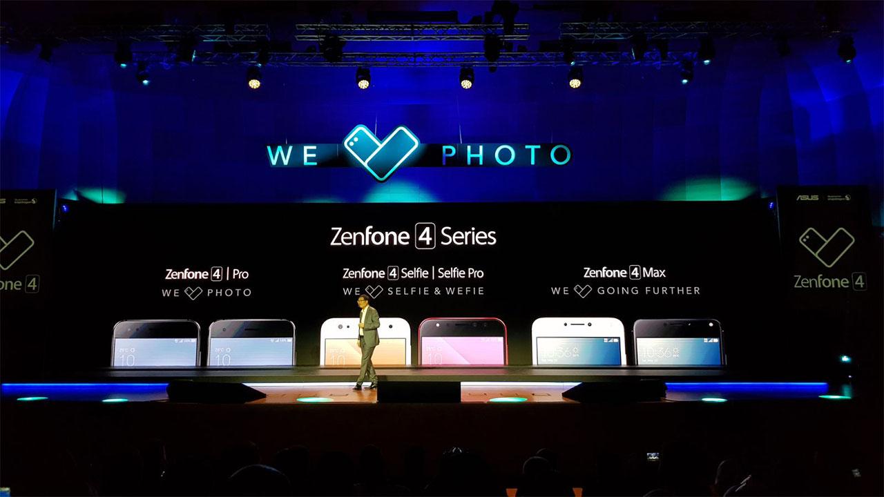 Asus ZenFone 4: caratteristiche, prezzi e disponibilità thumbnail