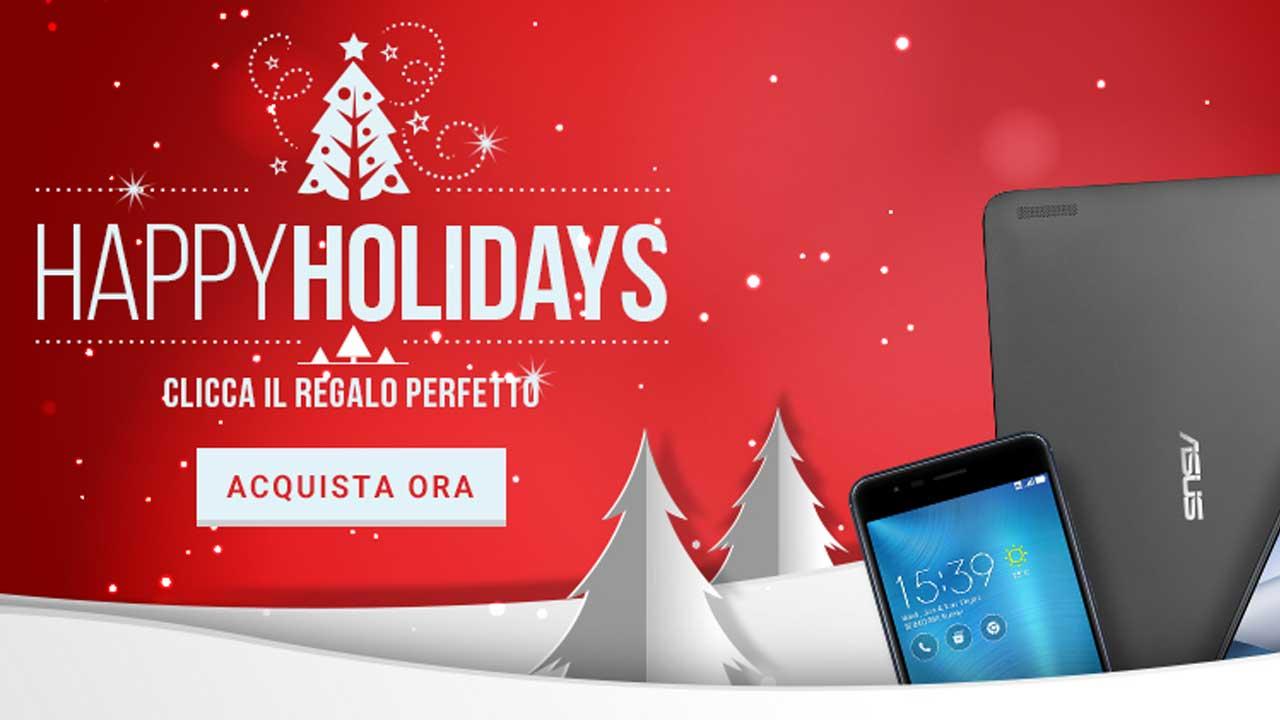 Asus: tutte le promozioni di Natale thumbnail