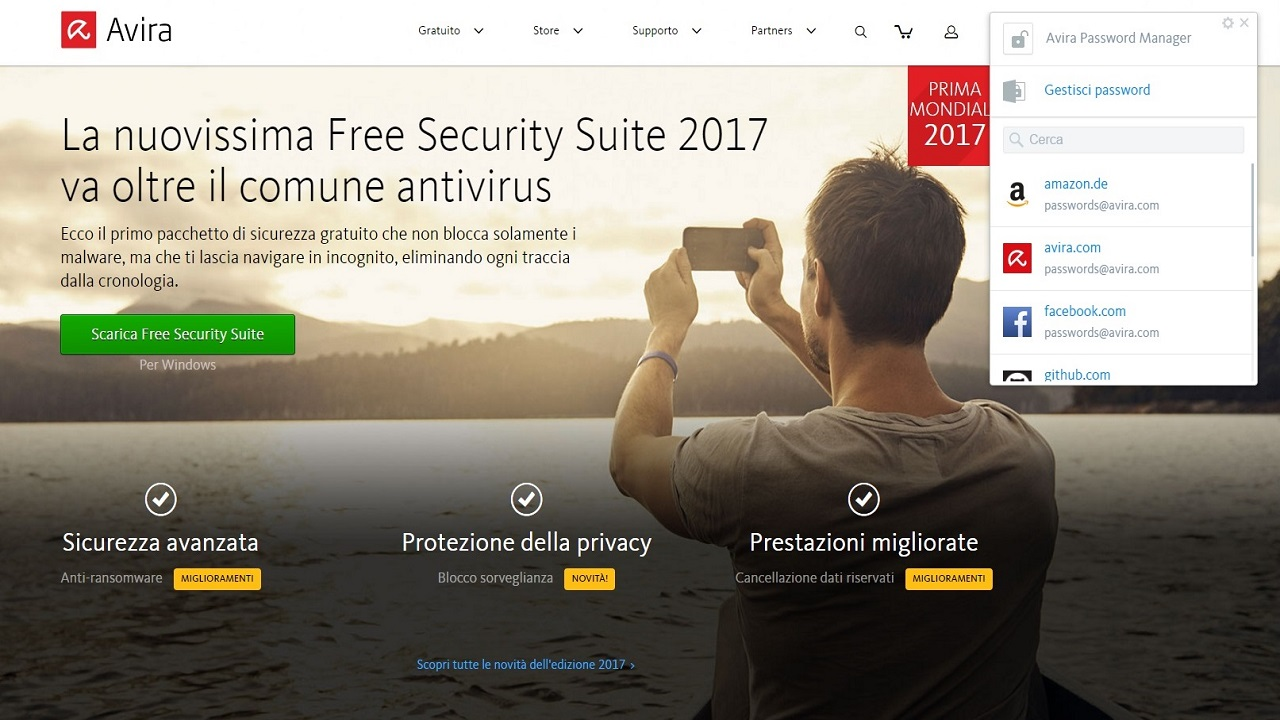 Mettete al sicuro le vostre password con Avira Password Manager thumbnail