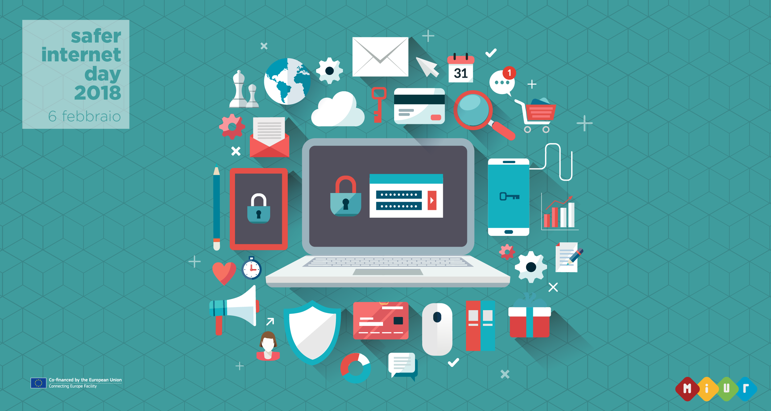 Safer Internet Day 2018, le iniziative italiane nella giornata mondiale per la sicurezza online thumbnail