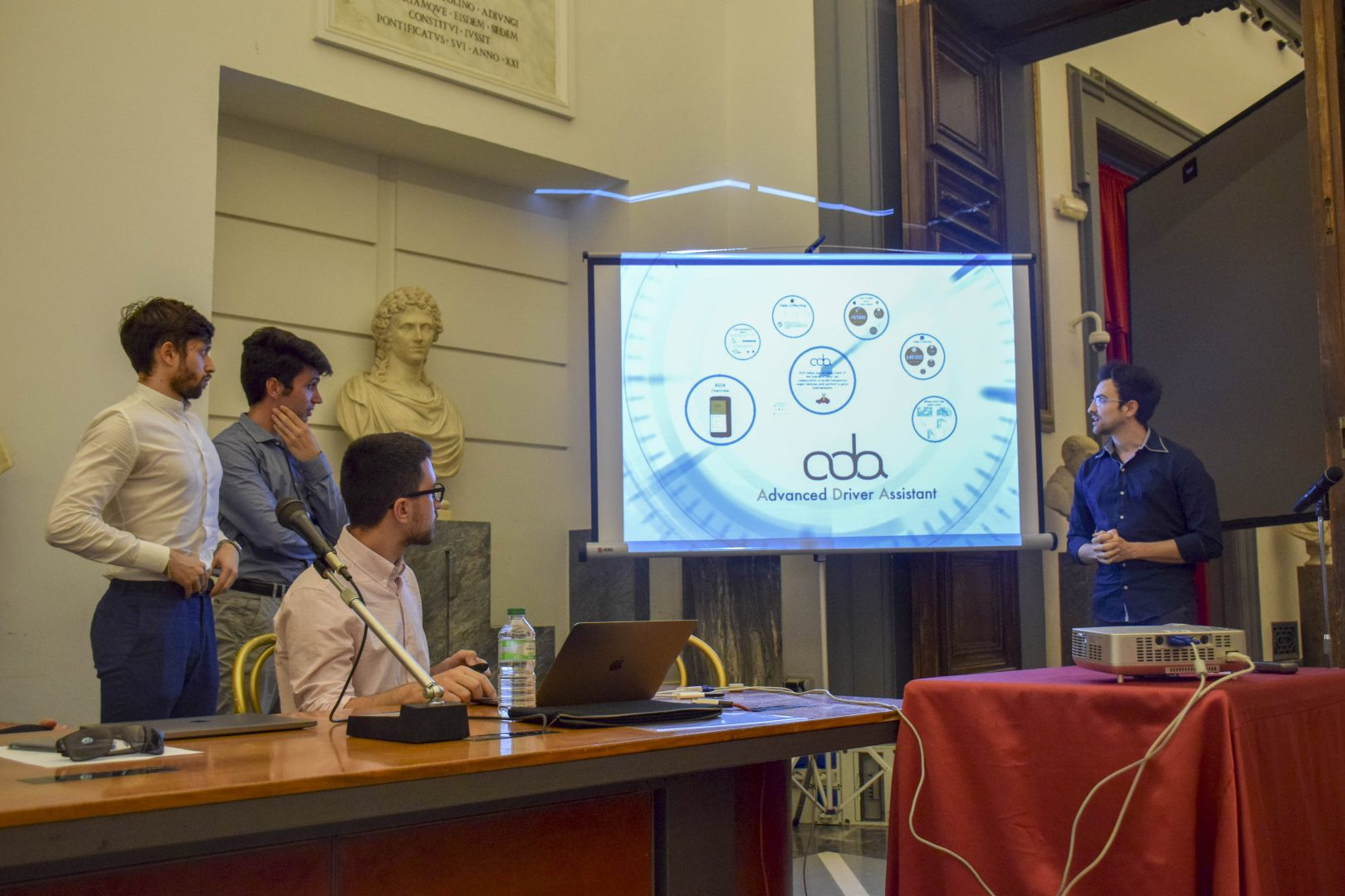 Bridgestone premia i vincitori dell'Open Innovation Hackaton thumbnail