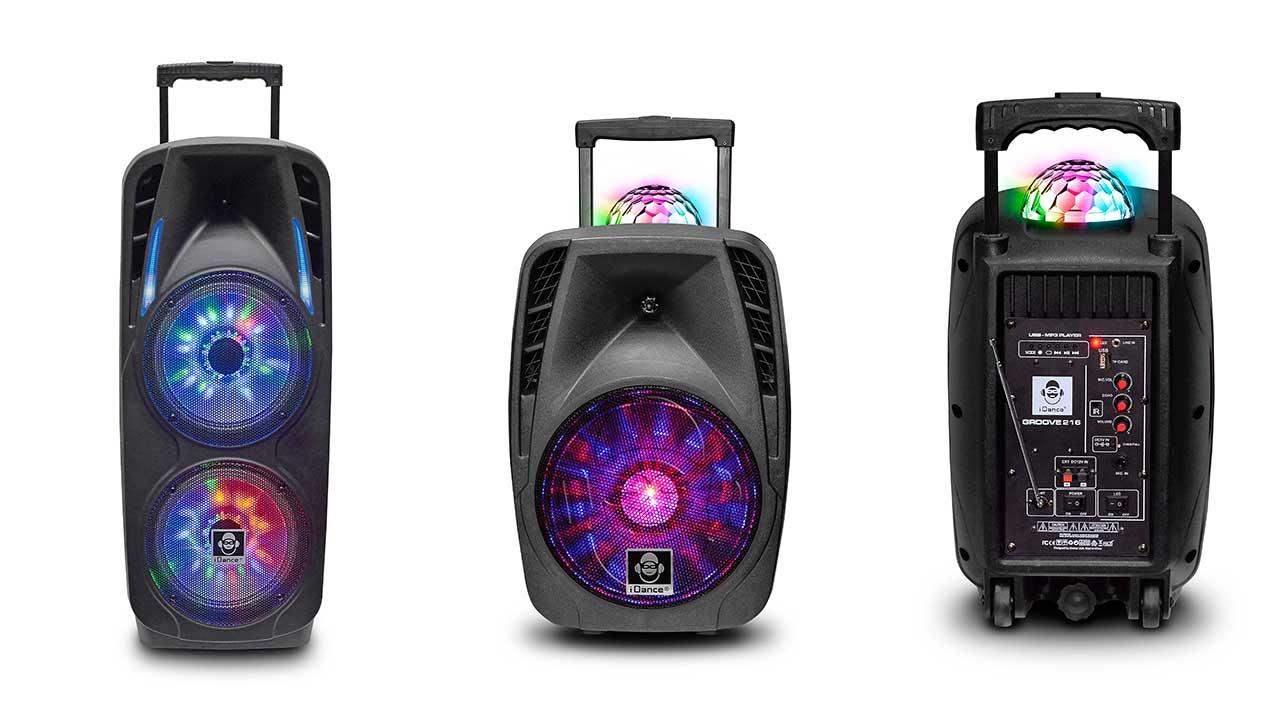 Bigben Interactive presenta la nuova linea di speaker iDance thumbnail