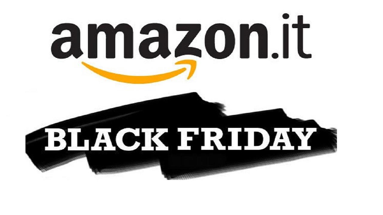 Amazon: ecco gli articoli più venduti durante il Black Friday thumbnail
