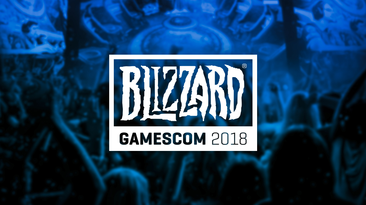 Blizzard Entertainment: tutti i giochi presenti alla Gamescom 2018 thumbnail