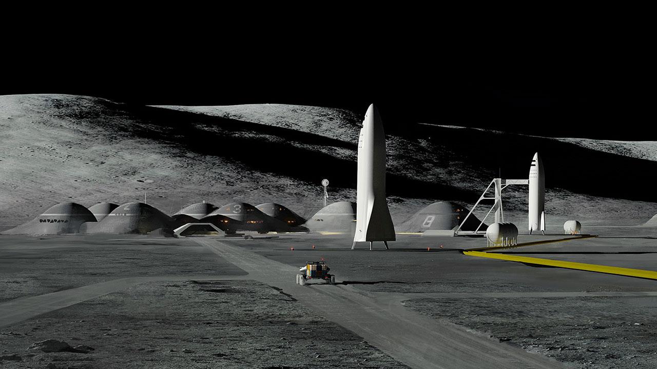"""Jeff Bezos: """"Con Blue Origin colonizzeremo la Luna"""" thumbnail"""