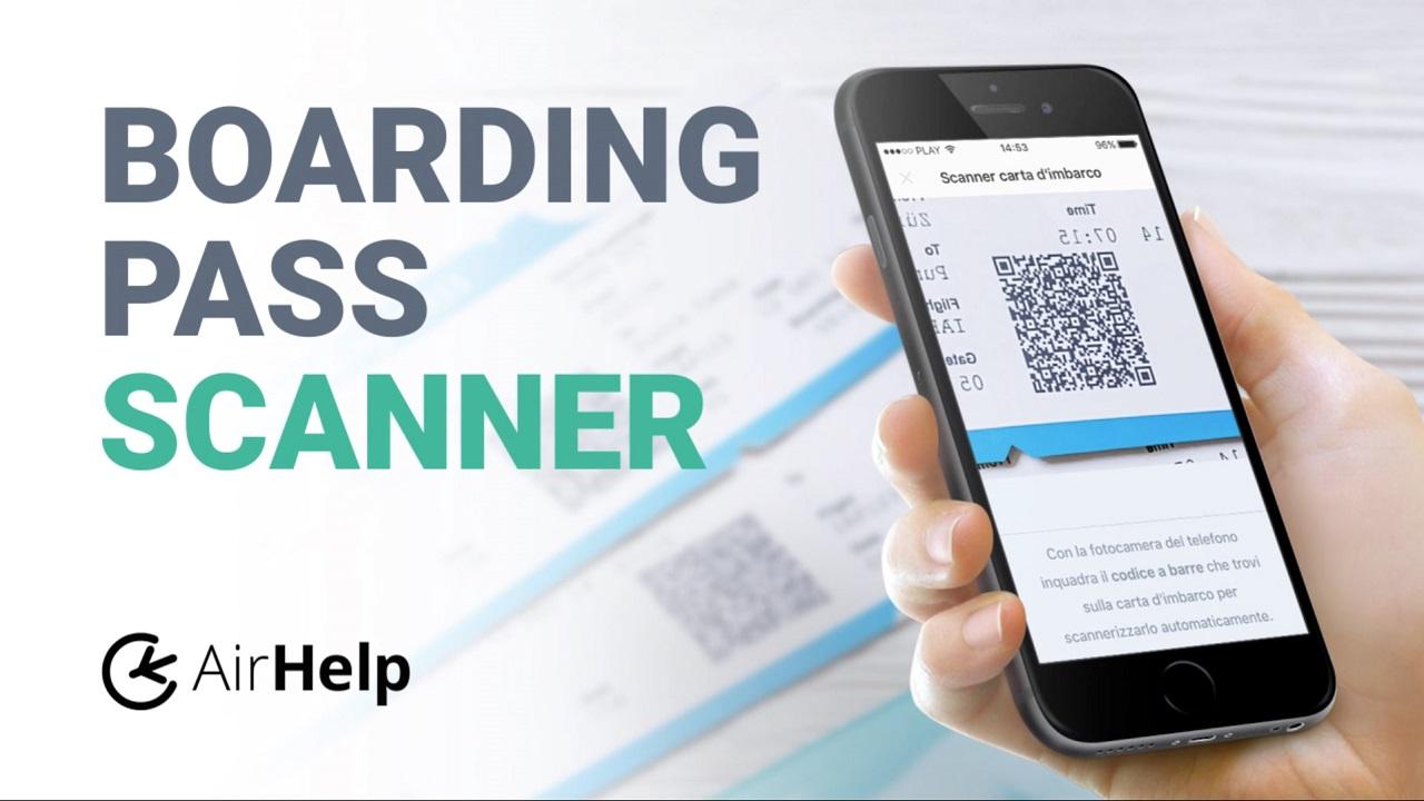 Volo da rimborsare? Ve lo dice il Boarding Pass Scanner di AirHelp thumbnail