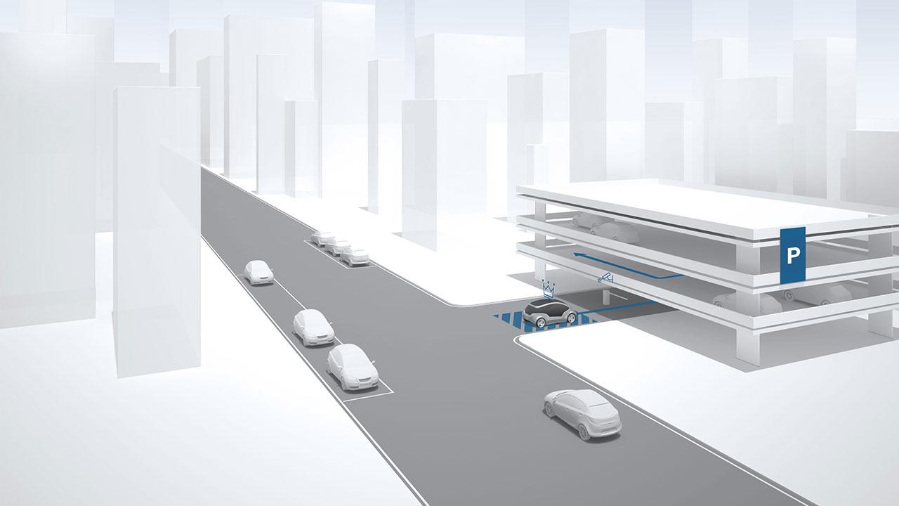 Bosch ed e.Go insieme per il parcheggio del futuro thumbnail