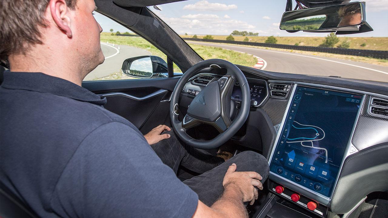 Bosch: la ridodanza rende possibile la guida autonoma thumbnail
