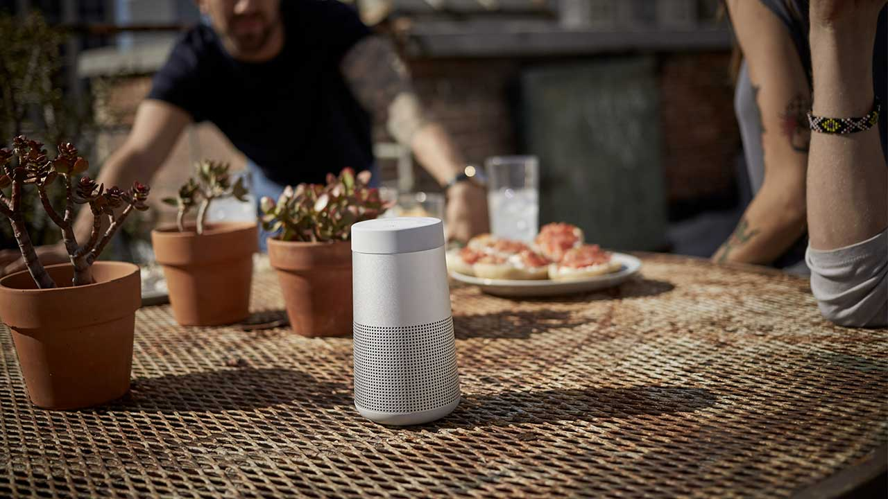Bose SoundLink Revolve Bluetooth: i nuovi eleganti diffusori di Bose thumbnail