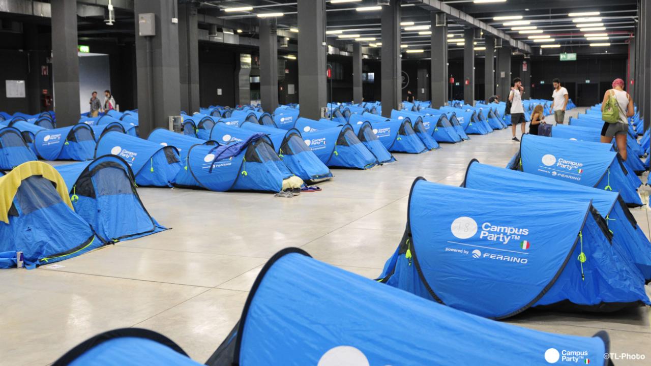 Campus Party: in tenda per parlare di tecnologia ed innovazione thumbnail