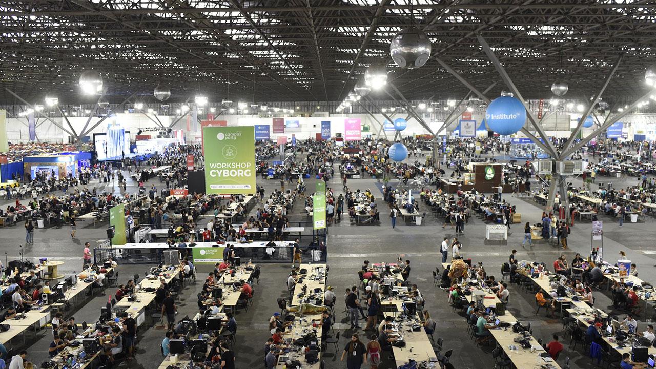 Al via Campus Party, il Festival internazionale dell'innovazione e della creatività thumbnail