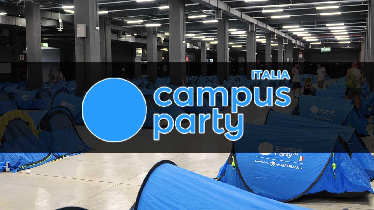 Campus Party 2018: 5 giorni dedicati a creatività ed innovazione thumbnail
