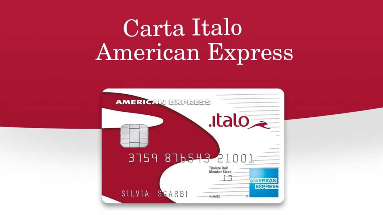 Carta Italo American Express: tutti i vantaggi di questa carta di credito thumbnail