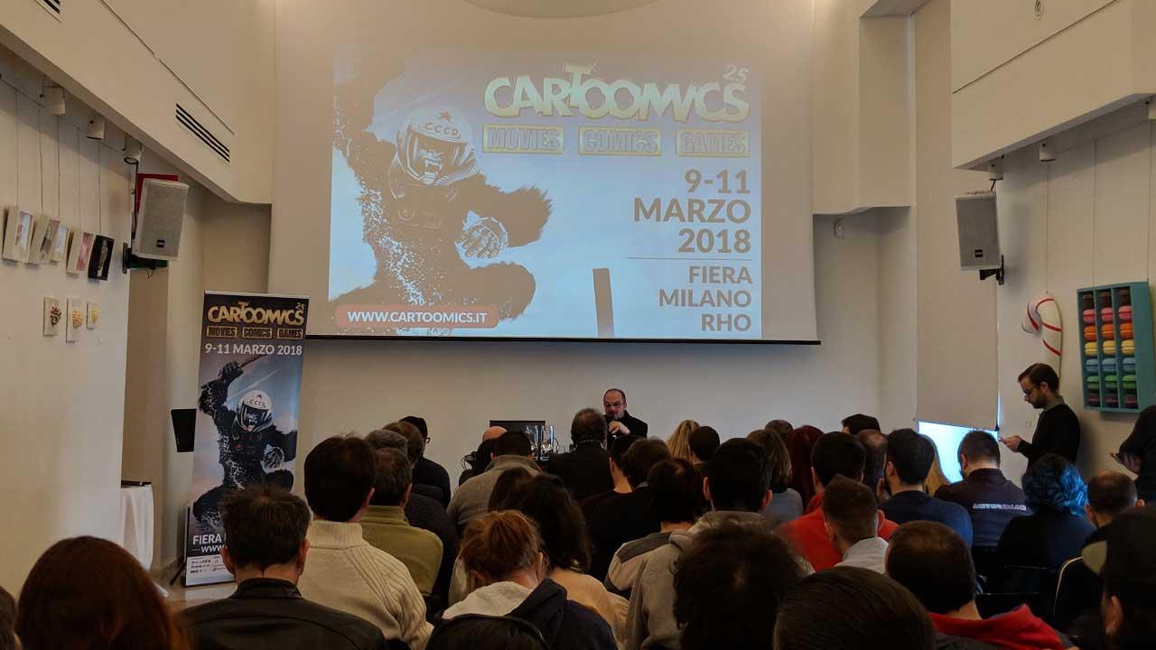 Cartoomics 2018: scopriamo insieme tutte le novità thumbnail