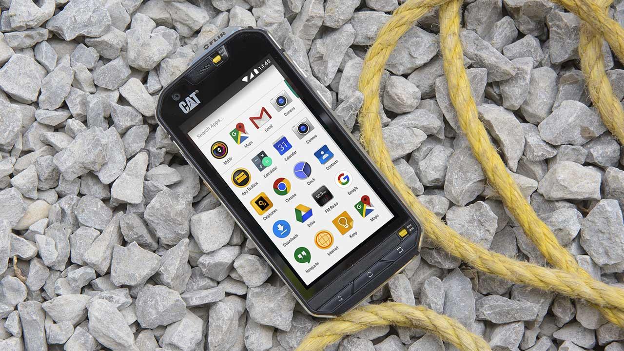Cat S60: lo smartphone per gli amanti degli sport all'aria aperta thumbnail