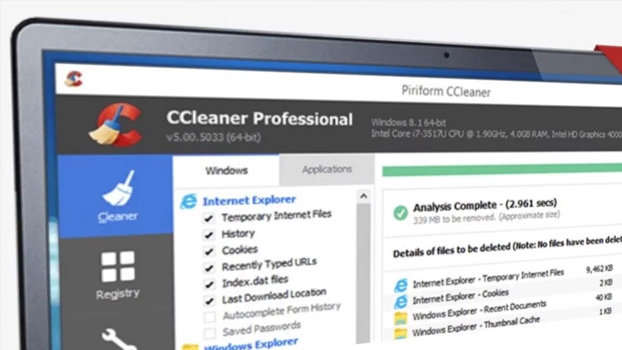 CCleaner: un virus infetta il software per oltre un mese thumbnail
