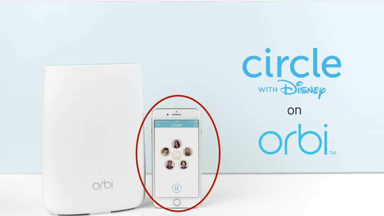 Netgear Orbi: arriva il parental control Circle with Disney thumbnail