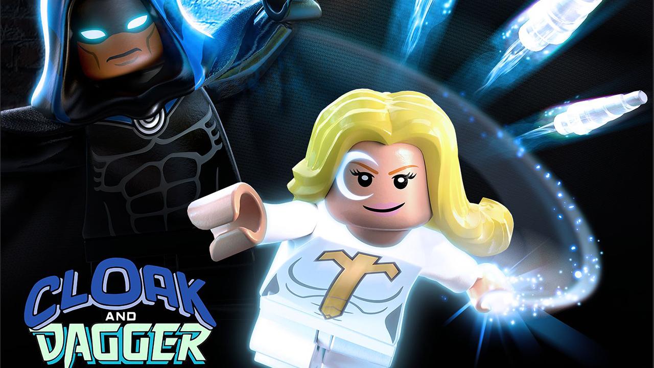 LEGO Marvel Super Heroes 2: ecco i livelli ispirati a Cloak & Dagger thumbnail