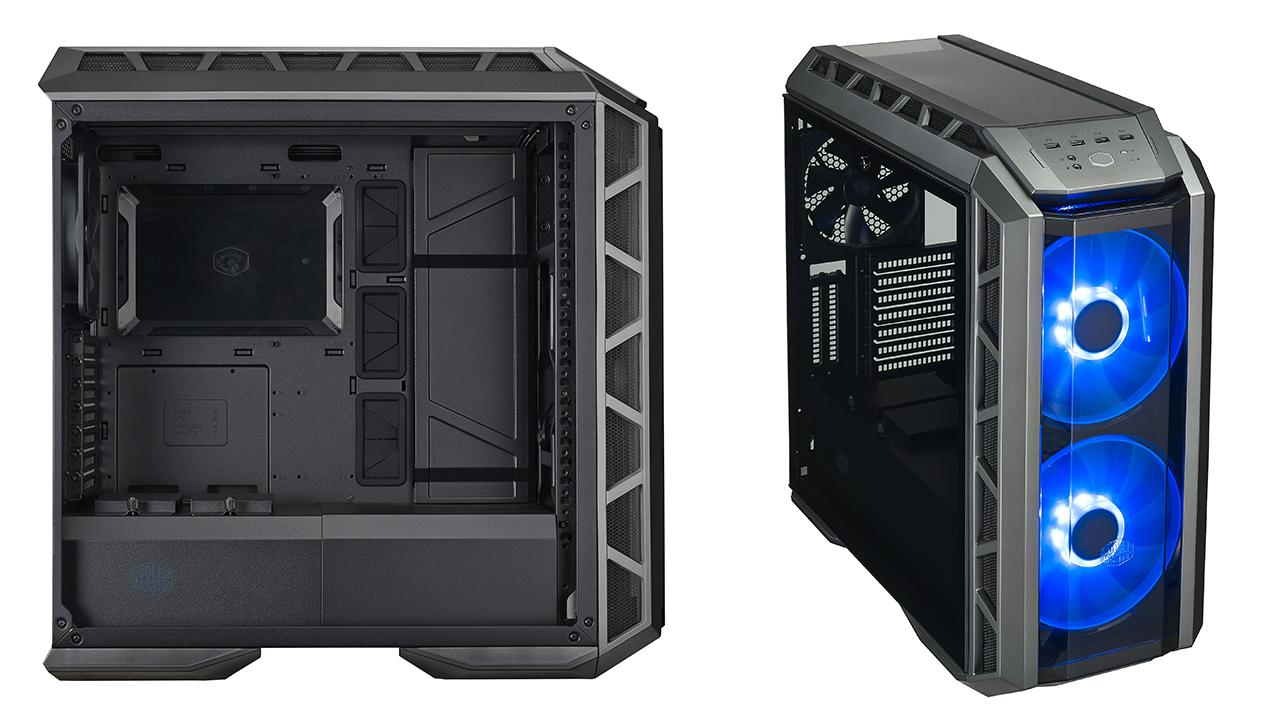 Cooler Master Mastercase H500PE: il case con illuminazione RGB thumbnail