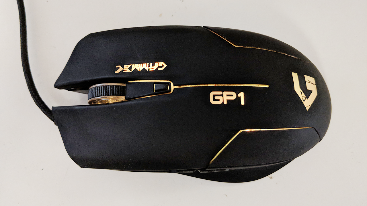 Recensione Gammec GP1: il mouse da gaming super-economico thumbnail