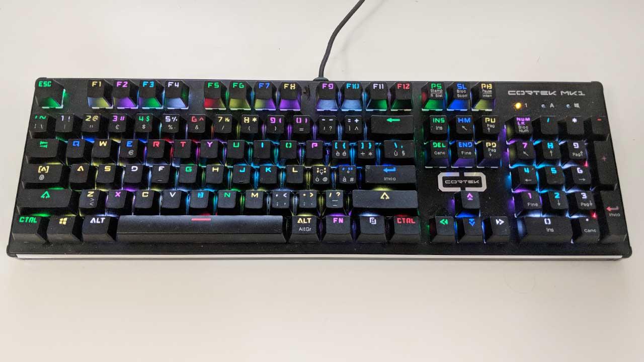 Recensione Cortek MK1: la tastiera meccanica che non ti aspetti thumbnail
