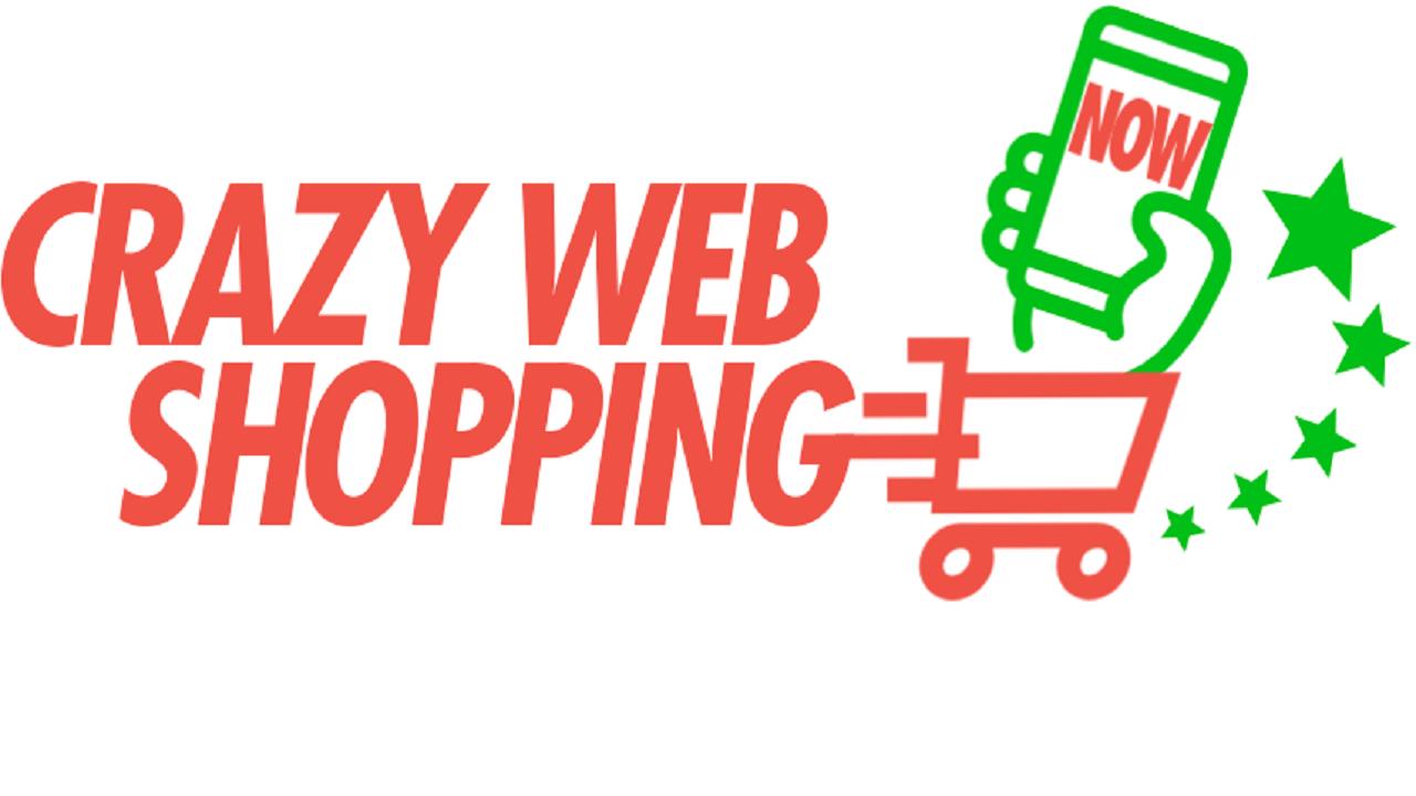 Torna CrazyWebShopping, 30 ore di acquisti digitali con sconti pazzeschi! thumbnail