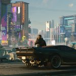 cyberpunk 2077 cd projekt red night city